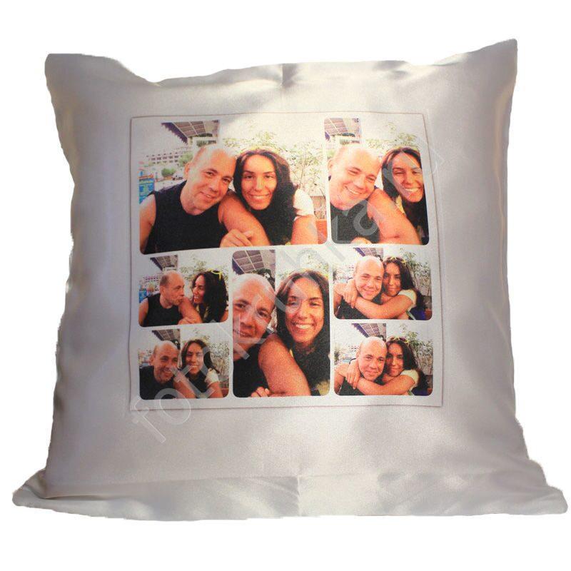 печать на подушках фотографий